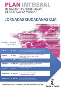 JORNADAS CIUDADANAS CLM @ Dirección Provincial de Hacienda y Administraciones Públicas | Cuenca | Castilla-La Mancha | España