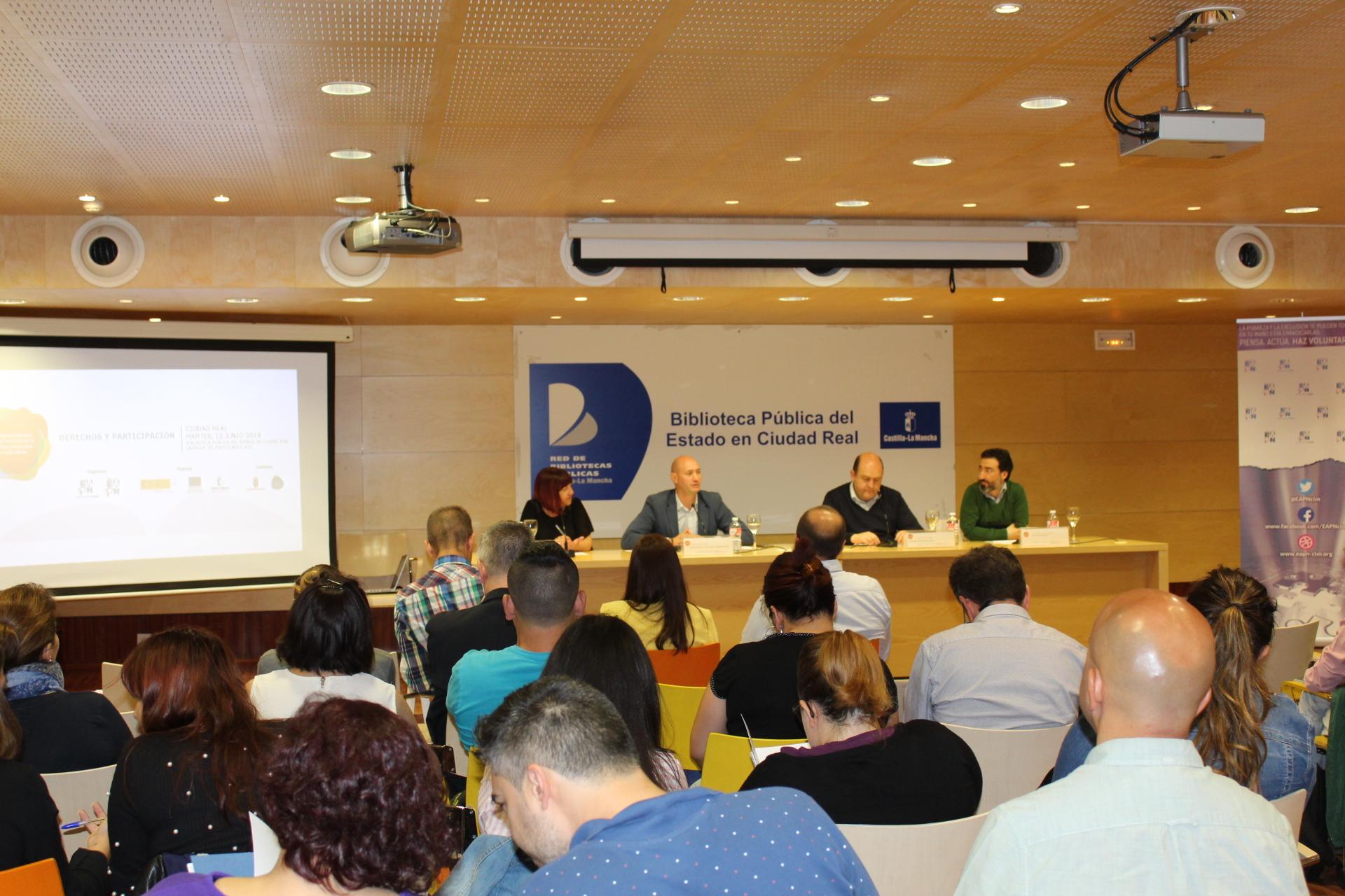 Ciudad Real acogió el 9º Seminario de Participación de Personas en Situación de Pobreza y Exclusión Social en Castilla-La Mancha