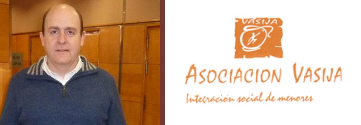 Braulio Carlés, presidente de EAPN-CLM, y la Asociación Vasija, condecorados con la placa al mérito regional