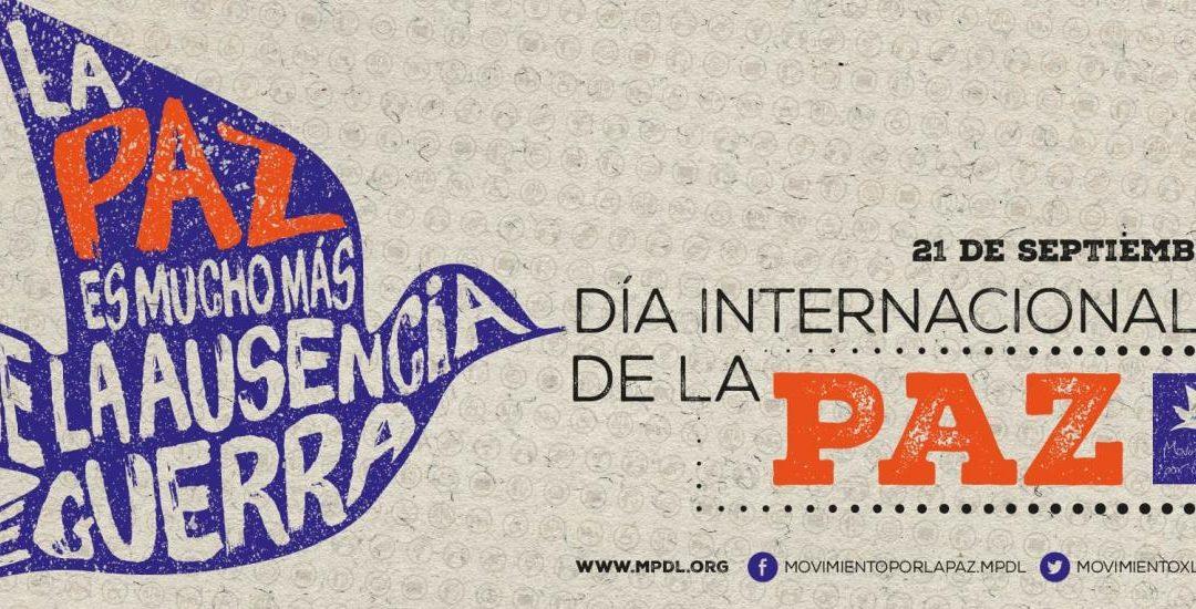 21S DIA INTERNACIONAL DE LA PAZ