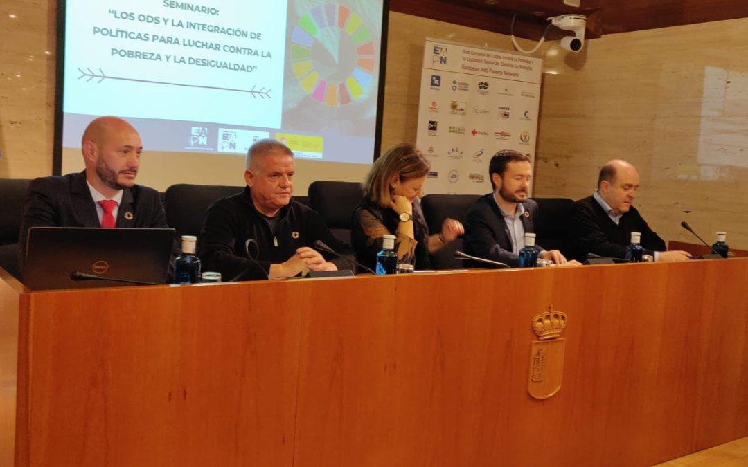Los ODS llegan a Toledo de la mano de EAPN-CLM