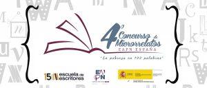 """Finalización del plazo de envío de los microrrelatos para el IV Concurso """"La pobreza en cien palabras"""""""