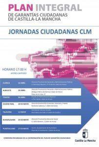 Jornadas Ciudadanas CLM