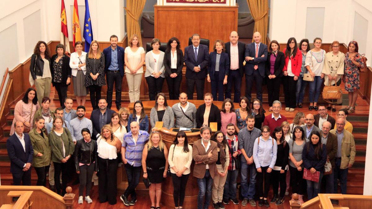Programación semanal de actividades de EAPN Castilla-La Mancha, con motivo de la conmemoración del Día de Lucha contra la Pobreza y Exclusión Social