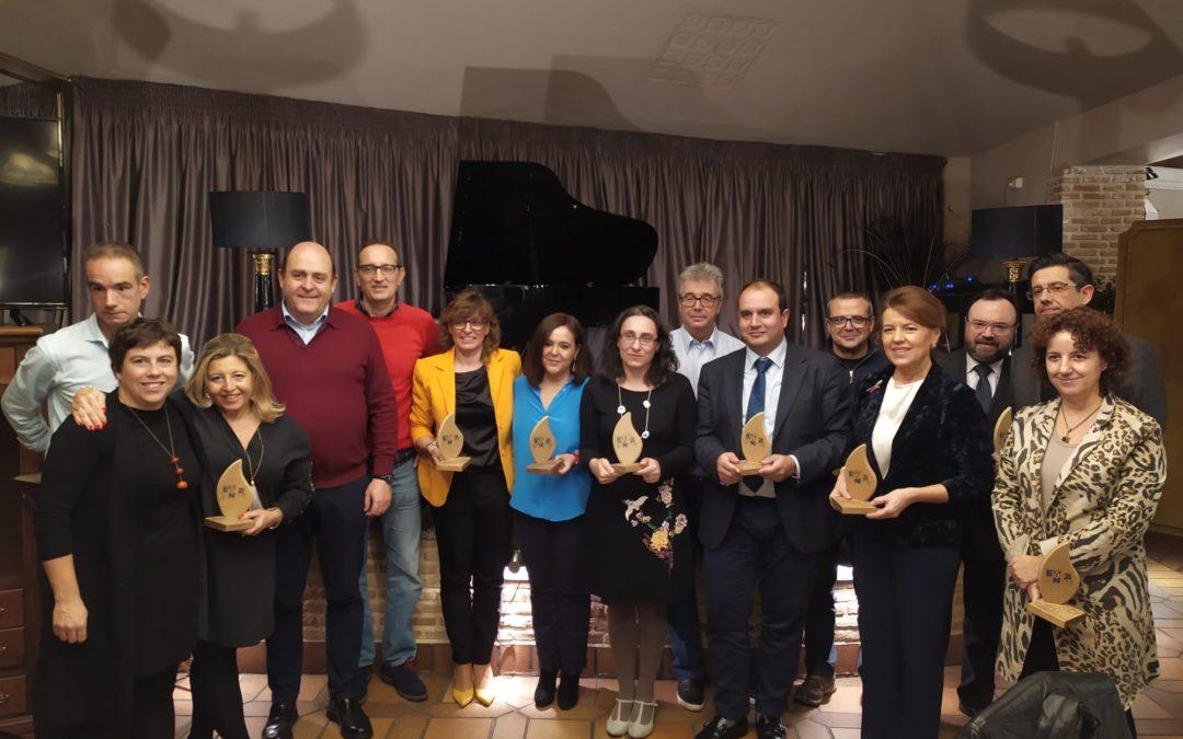 EAPN-CLM reconoce al Gobierno regional, entidades sociales y medios en su 25 aniversario