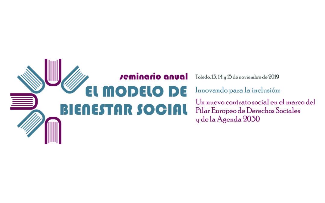 EAPN analiza el futuro del Estado de Bienestar y su financiación en un encuentro en Toledo