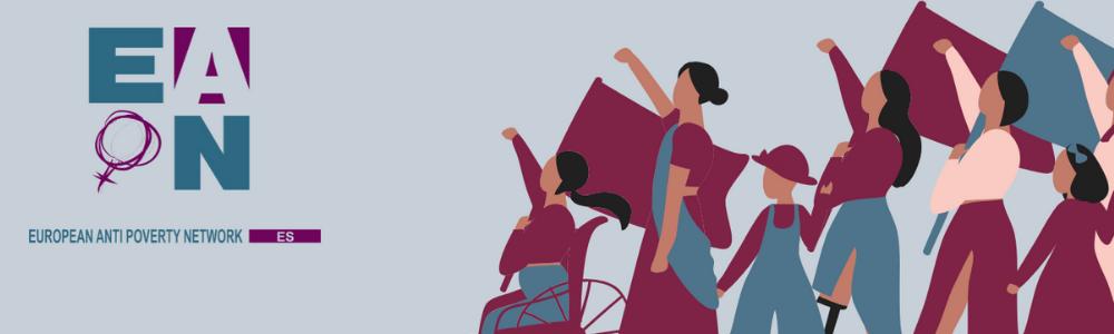 Manifiesto EAPN-España Día Internacional de la Mujer