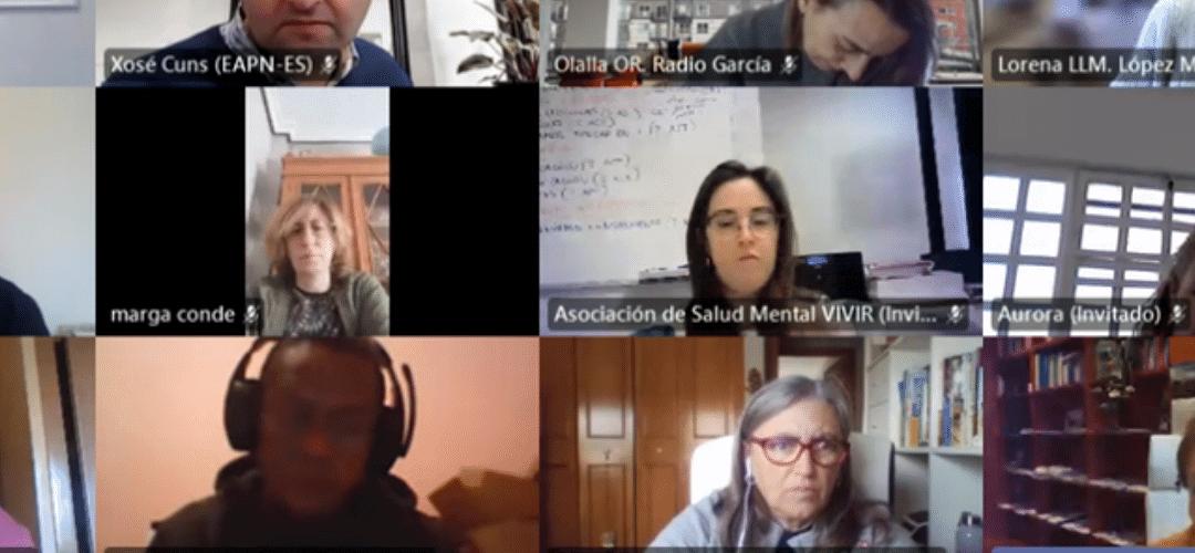 Más de 100 personas de toda España asisten al Taller práctico online sobre el IMV