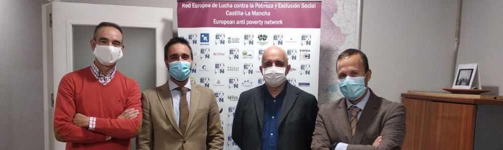 EAPN-CLM y Fundación La Caixa se alían para fomentar la participación social online