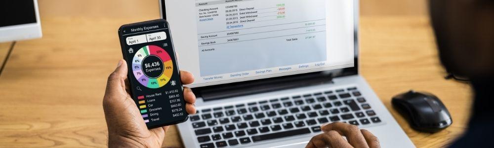 Taller cuentas bancarias online