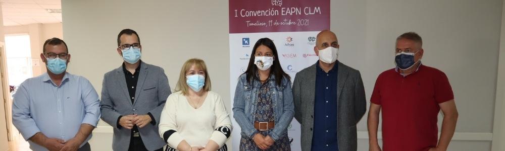 Entidades de EAPN CLM se reúnen en Tomelloso para abordar el futuro del Tercer Sector